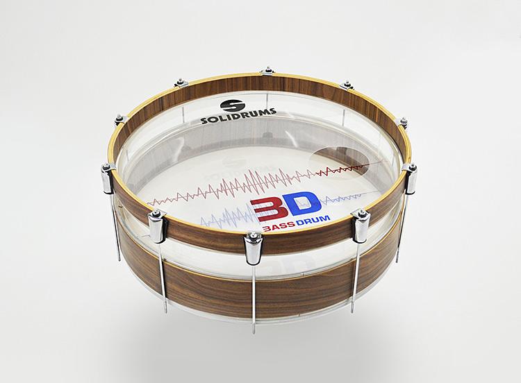 3D BASS DRUM